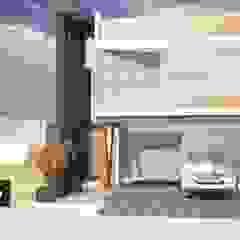 JLSG Arquitecto Single family home White