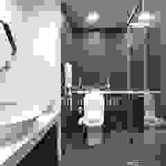 Baños de estilo moderno de 디자인 아버 Moderno