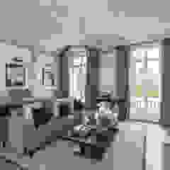 Kensington Town House Modern living room by London Home Staging Ltd Modern