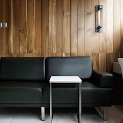 Cipaganti Studio House Ruang Keluarga Gaya Industrial Oleh INK DESIGN STUDIO Industrial