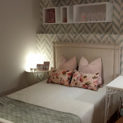 ANA LEITE - INTERIOR DESIGN STUDIO Girls Bedroom