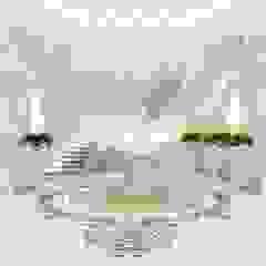Luxury Interior from designer Katrina Antonovich Modern Corridor, Hallway and Staircase by Luxury Antonovich Design Modern