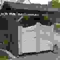 من Tischlerei Pohl ريفي خشب Wood effect