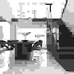 SA House ACCESS ARCHITECT Ruang Makan Minimalis