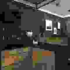 Połączenie stylu industrialnego i skandynawskiego Industrialna kuchnia od MONOstudio Industrialny