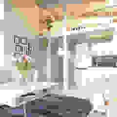 Tiny House design woning uit Finland van Scandivik Buitenleven Scandinavisch Hout Hout