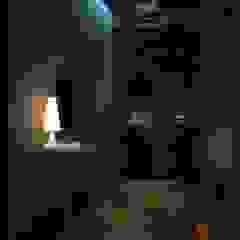 La Terra Residence Modern corridor, hallway & stairs by Ori - Architects Modern