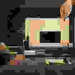 La Terra Residence Modern living room by Ori - Architects Modern