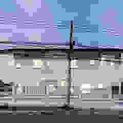 Minimalist office buildings by Needs Natural Studio Minimalist