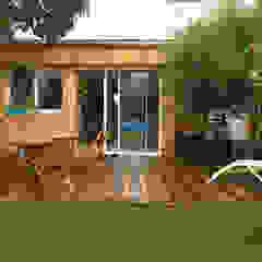 Wood Box Maisons minimalistes par B² atelier d'architecture Minimaliste