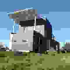 Arquitectura Amanda Perez Feliú Passive house Engineered Wood Black