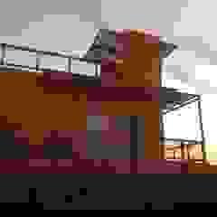 by Arquitectura Amanda Perez Feliú Mediterranean انجینئر لکڑی Transparent