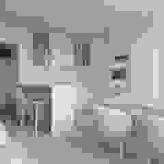 Mieszkanie WROCŁAW od Paleta Form Skandynawski
