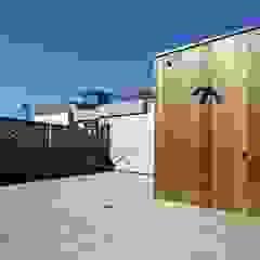 de スタジオ・スペース・クラフト一級建築士事務所 Ecléctico Madera Acabado en madera