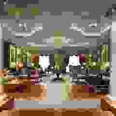 من Axis Architects for architecture and interior design كلاسيكي
