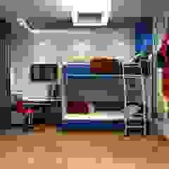 من Axis Architects for architecture and interior design حداثي