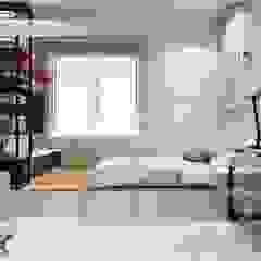Dormitorios de estilo asiático de Công ty TNHH TMDV Decor KT Asiático