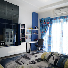 Kids Bedroom - Semarang Oleh Multiline Design Minimalis