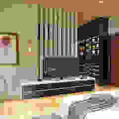 Master Bedroom - Tanjung priok Kamar Tidur Modern Oleh Multiline Design Modern