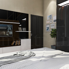 Boy Bedroom - Tanjung Priok Oleh Multiline Design Modern