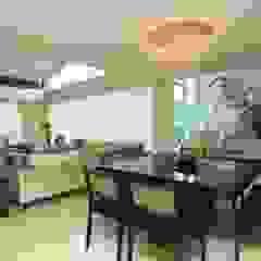 Modern Dining Room by Danielle Valente Arquitetura e Interiores Modern