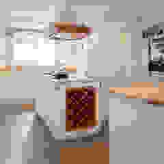 BAUR WohnFaszination GmbH Built-in kitchens Wood White