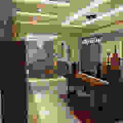 شقة سكنية ملك م / محمد فوزي من Quattro designs حداثي