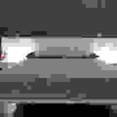 Emanuela Gallerani Architetto Moderne Schlafzimmer Holz Braun