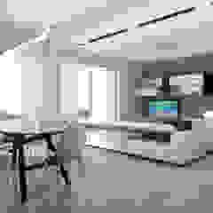 Emanuela Gallerani Architetto Moderne Wohnzimmer