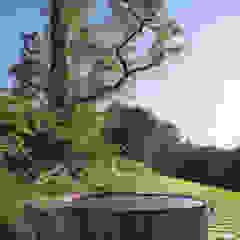 Hudson Valley Spa andretchelistcheffarchitects Modern pool
