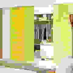 erfal GmbH & Co. KG BedroomWardrobes & closets Yellow