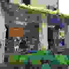 Patio restauracji od Technomac Śródziemnomorski