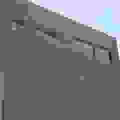 Kunst Architecture & Interiors Casa unifamiliare Laterizio Marrone