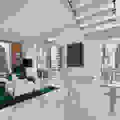 Park Avenue Duplex andretchelistcheffarchitects Modern dining room