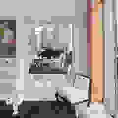 Park Avenue Duplex andretchelistcheffarchitects Modern living room