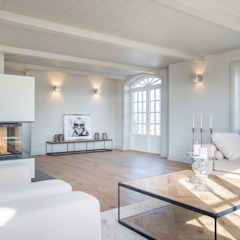 Konservatori Gaya Country Oleh Home Staging Sylt GmbH Country