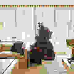 West Village Townhouse andretchelistcheffarchitects Classic style living room