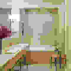 West Village Townhouse andretchelistcheffarchitects Classic style bathroom