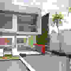 Jardins modernos por Soluciones Técnicas y de Arquitectura Moderno