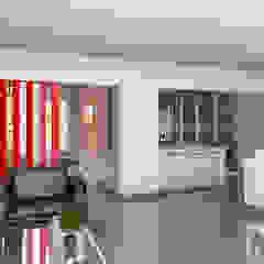 Salas de estar modernas por Soluciones Técnicas y de Arquitectura Moderno