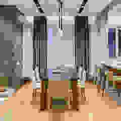 Дизайн небольшой кухни в стиле лофт Кухня в стиле лофт от Artichok Design Лофт