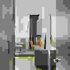 Стиль лофт и контемпорари в дизайне Спальня в стиле лофт от Artichok Design Лофт