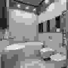 Практичный дизайн ванной в стиле лофт и контемпорари Ванная в стиле лофт от Artichok Design Лофт