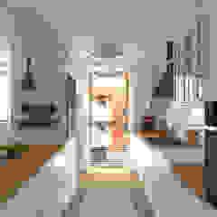 ZEN GARDEN - Mieszkanie 68 m2 od HD PROJEKT Skandynawski