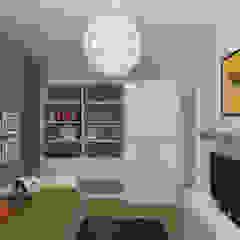 MODERNA - Mieszkanie 69 m2 od HD PROJEKT Skandynawski