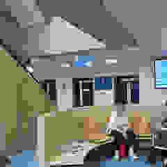 Renovatie hal Ziekenhuis Moderne ziekenhuizen van Jan Detz Interieurarchitect Modern