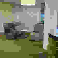 Inrichting algemene ruimten Groene Hart Ziekenhuis te Gouda Moderne ziekenhuizen van Jan Detz Interieurarchitect Modern