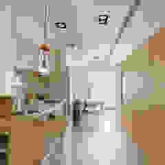 廚房/客廳 Moooi Design 驀翊設計 餐廳