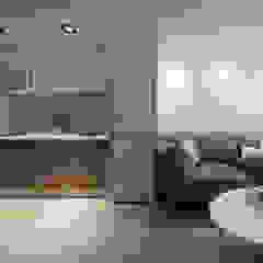 客廳/廚房 Moooi Design 驀翊設計 系統廚具