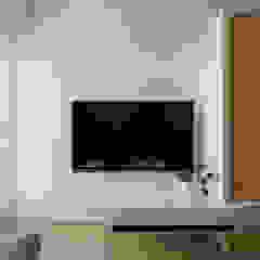 電視牆 Moooi Design 驀翊設計 客廳